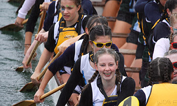 Marsden dragon boating
