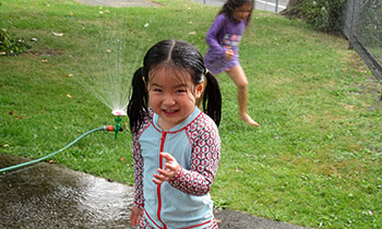 Marsden Preschool Waterplay Wednesday