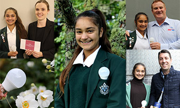 Marsden student Sakira Knights' remarkable project