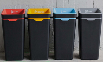 Method Recycling Bins